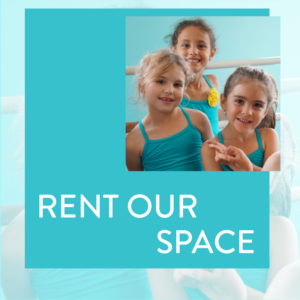 Rent Dance Studio in Collingwood, Thornbury, Stayner, Wasaga Beach, Barrie